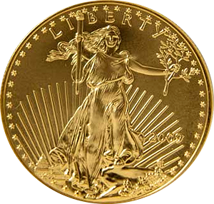 1 Oz Gold Eagle